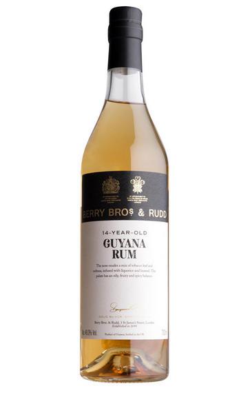 2003 Berry Bros. & Rudd Guyana Rum, Cask Ref. 3 (46%)