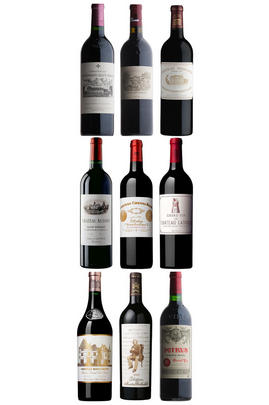 2003 Duclot Bordeaux Premier Cru, Nine-bottle Assortment Case