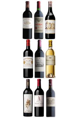 2003 Bordeaux Primeur Cru, Assortment Case (9 Btl)