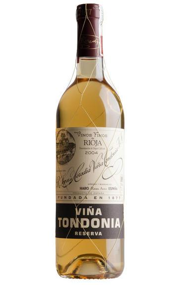 2004 Viña Tondonia Blanco, Reserva, Bodegas R. López de Heredia, Rioja, Spain