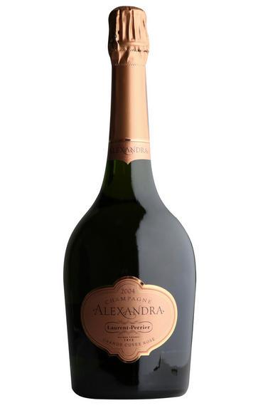 2004 Champagne Laurent-Perrier, Alexandra, Rosé, Brut