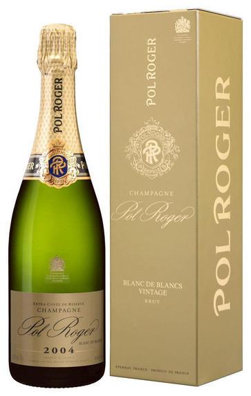 2004 Champagne Pol Roger, Blanc De Blancs