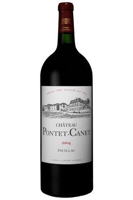 2004 Ch. Pontet-Canet, Pauillac, Bordeaux