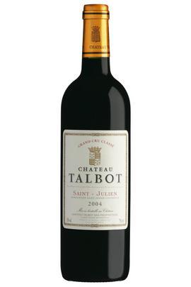 2004 Ch. Talbot, St Julien