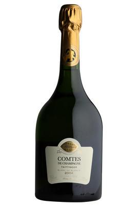 2004 Champagne Taittinger, Comtes de Champagne, Blanc de Blancs, Brut