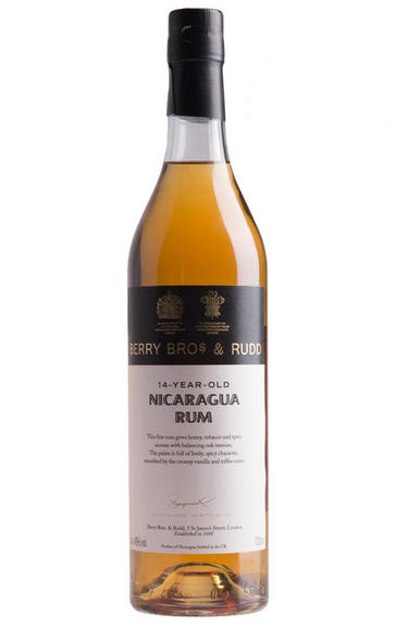 2004 Berrys' Own Selection Nicaraguan Rum, Cask Ref. 1, 13-year-old, 46%