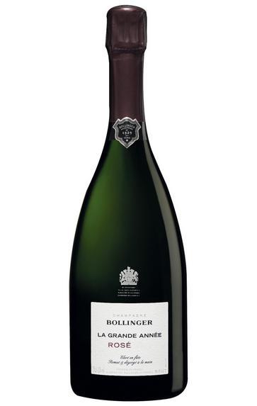 2004 Champagne Bollinger, La Grande Année, Rosé, Brut