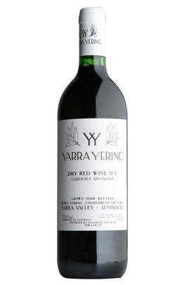 2004 Yarra Yering Dry Red No.1 Cabernet Sauvignon, Yarra Valley, Victoria