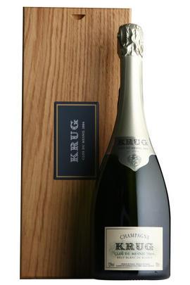 2004 Champagne Krug, Clos de Mesnil Blanc de Blanc, Brut