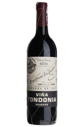 2005 Viña Tondonia Tinto, Reserva, Bodegas R. López de Heredia, Rioja, Spain