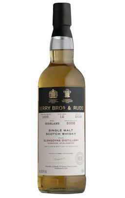2005 Berrys' Glengoyne, Cask No 1935, Single Malt Scotch Whisky, 60.2%