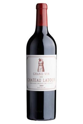 2005 Ch. Latour, Pauillac
