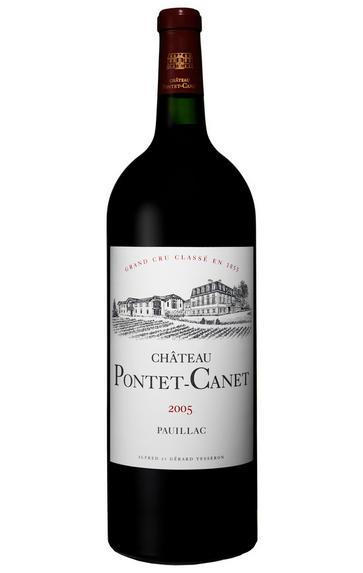 2005 Château Pontet-Canet, Pauillac, Bordeaux