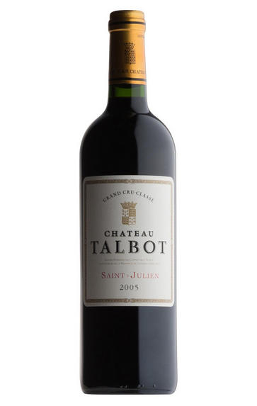 2005 Ch. Talbot, St Julien
