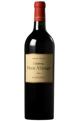 2005 Ch. Petit Village, Pomerol