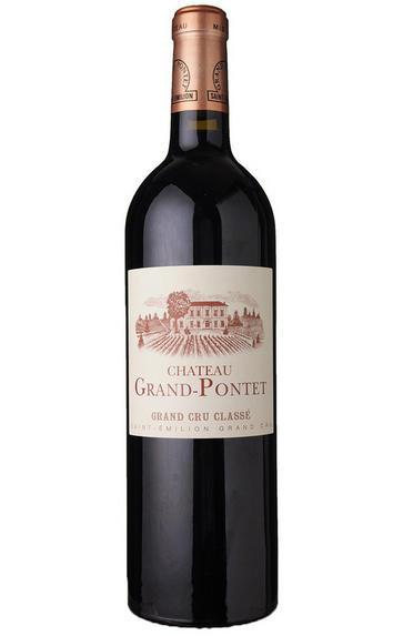 2005 Château Grand-Pontet, St Emilion, Bordeaux