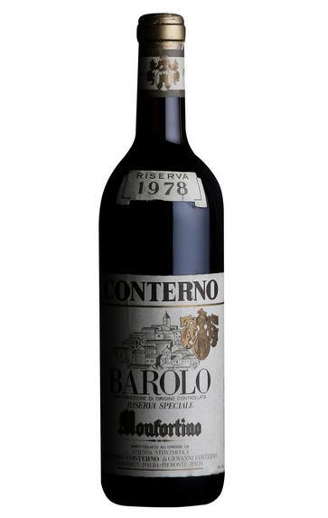 2005 Barolo Riserva, Monfortino, Giacomo Conterno, Piedmont