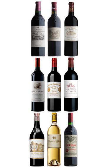 2005 Duclot Premier Cru, Nine-bottle Prestige Bordeaux Assortment Case