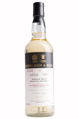 2006 Berry Bros. & Rudd Aultmore, Cask Ref. 308088, Speyside, Single Malt Scotch Whisky (46%)