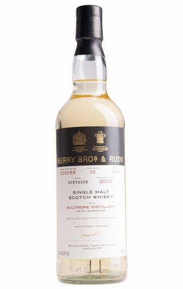 2006 Berry Bros. & Rudd Aultmore, Cask Ref. 308088, Speyside, Single Malt Scotch Whisky (46%)
