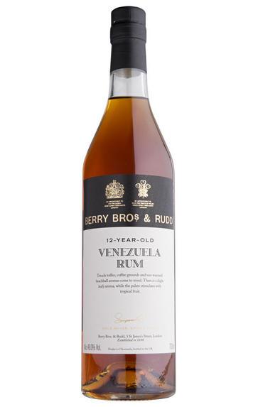 2006 Berry Bros. & Rudd Venezuelan Rum, Cask No. 17, (46%)