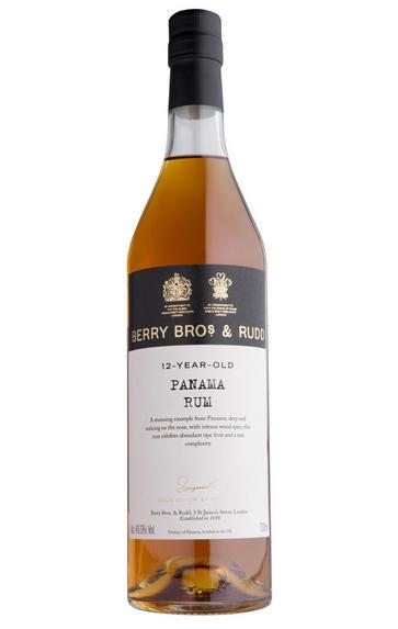 2006 Berry Bros. & Rudd Panama Rum, Cask No. 51, (46%)