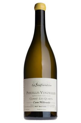 2006 Pouilly-Vinzelles, Climat Les Quarts, Cuvée Millerandée, La Soufrandière, Bret Brothers, Burgundy