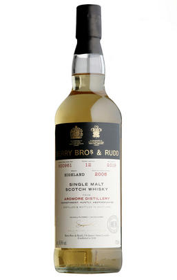 2006 Berrys' Ardmore, Cask No 800961, Single Malt Scotch Whisky, (56.8%)