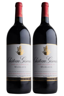 2006 Château Giscours, Margaux, Bordeaux (Two-magnum Pack)