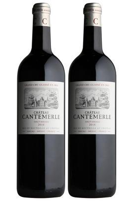 2006 Château Cantemerle, Haut-Médoc, Bordeaux (Two-magnum Pack)
