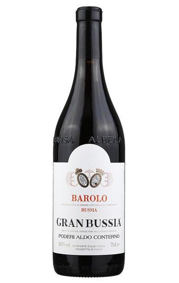 2006 Barolo Riserva Granbussia, Conterno Aldo