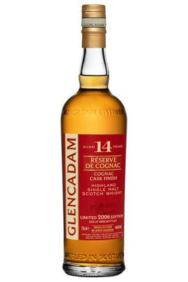 2006 Glencadam, 14-Year-Old, Réserve de Cognac, Highland, Single Malt Scotch Whisky (46%)
