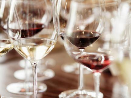 Berrys' Grand Tour Italian Tasting, Lindley Hall, RHS, 3Sept13, 5-8pm