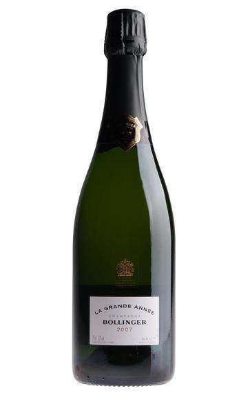 2007 Champagne Bollinger, La Grande Année, Brut