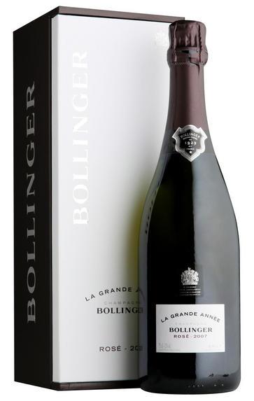 2007 Champagne Bollinger, La Grande Année, Rosé, Brut