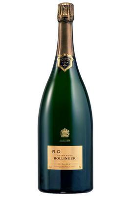 2007 Champagne Bollinger, RD, Extra Brut