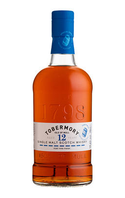 2007 Tobermory, Port Pipe Finish, 12-Year-Old, Isle of Mull, Single Malt Scotch Whisky (58.6%)