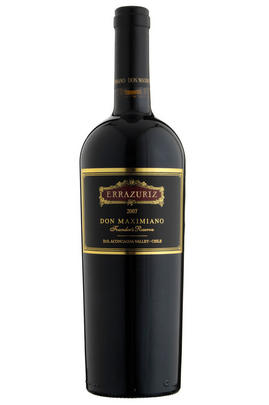 2007 Errazuriz Don Maximiano Founder's Reserve, Aconcagua Valley, Chile