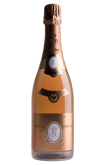 2007 Champagne Louis Roederer, Cristal Rosé, Brut