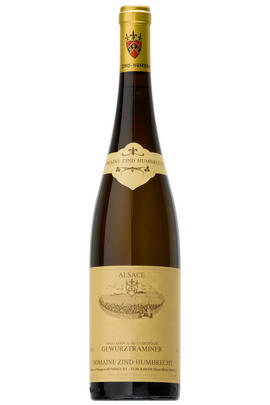 2007 Gewurztraminer GC Hengst, Selection de Grains Nobles, Zind Humbrecht
