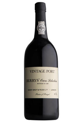 2007 Berrys' Vintage Port