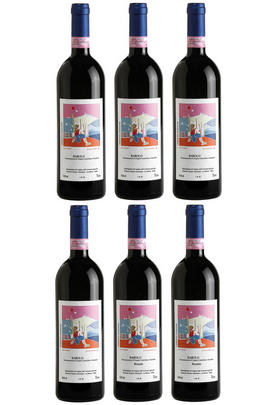 2007 Barolo Collectors, Robeto Veorzio 6 Bottle Case