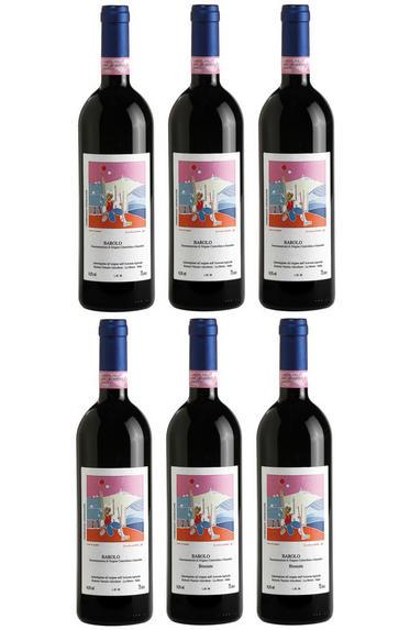 2007 Barolo Collectors, Robeto Veorzio 6 Bottle Case