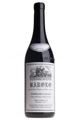 2007 Barolo, Tommaso Canale, Vigna Rionda, Giovanni Rosso, Piedmont