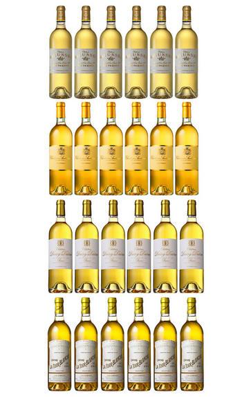 2007 Liquid Gold Assortment Case Sauternes (24x37.5cl)