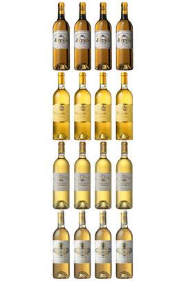 2007 Liquid Gold Assortment Case Sauternes (12x75cl)