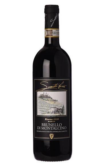 2007 Brunello di Montalcino Riserva, Pertimali Livio Sassetti