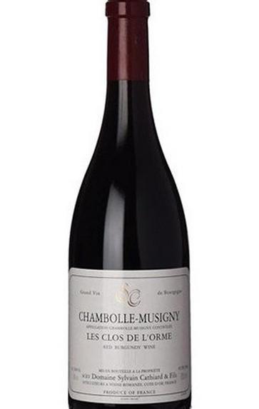 2008 Chambolle-Musigny, Clos de l'Orme, Domaine Sylvain Cathiard