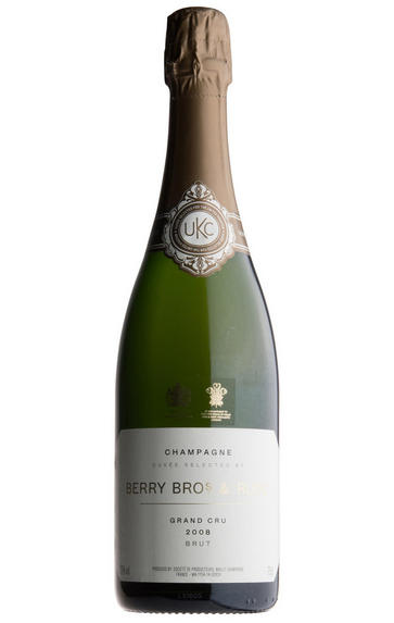2008 Berry Bros. & Rudd Champagne by Mailly, Grand Cru