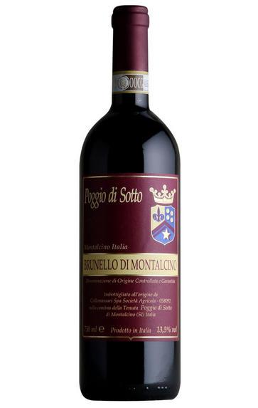 2008 Brunello di Montalcino, Fattoria Poggio di Sotto, Tuscany